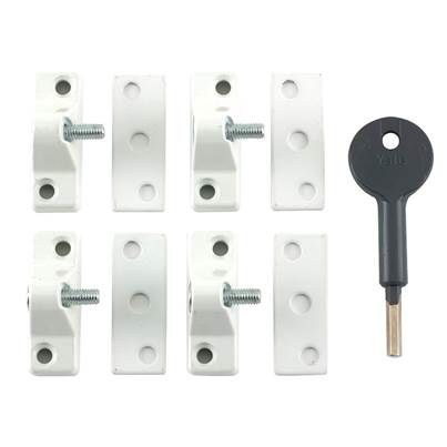 Yale Locks 8K118 Economy Window Lock