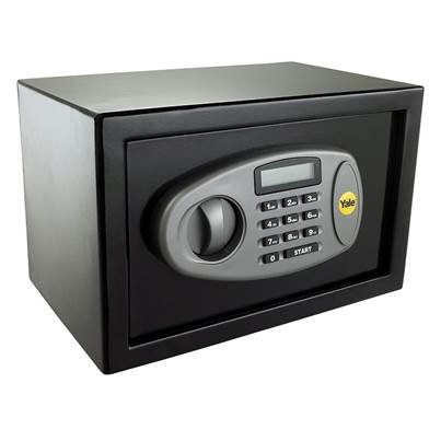 Yale Locks Medium Digital Safe 25cm