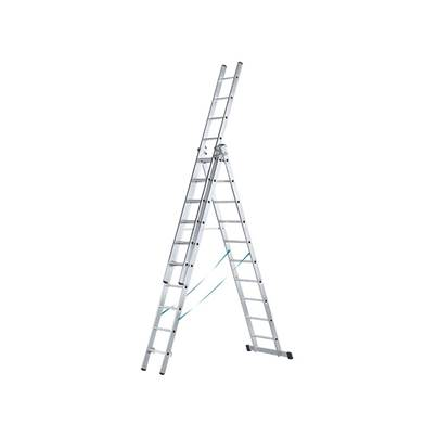 Zarges Skymaster Trade Combination Ladder 3-Part