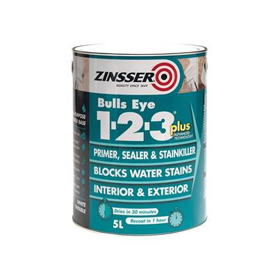 Zinsser Primer - Sealer Bulls Eye® 1-2-3 Plus