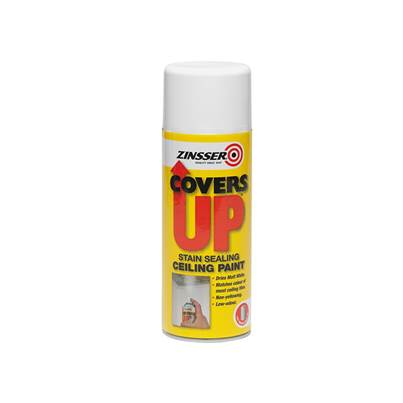 Zinsser CoversUp™ Aerosol White 400ml