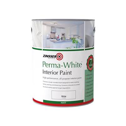 Zinsser Perma-White® Interior Paint