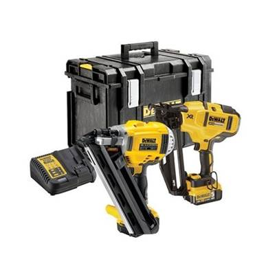 DEWALT DCK264P2 Nailer Twin Pack (Reconditioned)