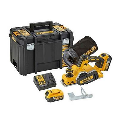 DEWALT DCP580P2 Brushless Planer Kit (Reconditioned)