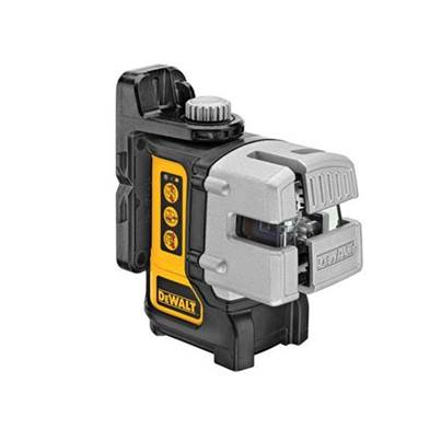 DEWALT DW089K 3 Way Self-Levelling Multi Line Laser (Reconditioned)