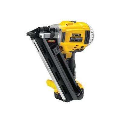 DEWALT DCN692P2 Cordless XR 2 Speed First fix Nailer (Reconditioned)