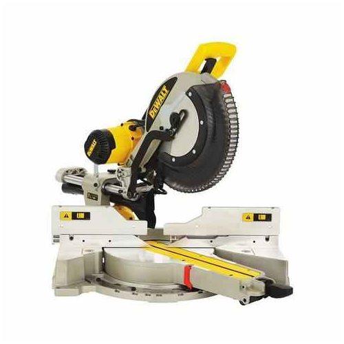 DEWALT DWS780 Sliding Compound Mitre Saw 110v (Reconditioned)