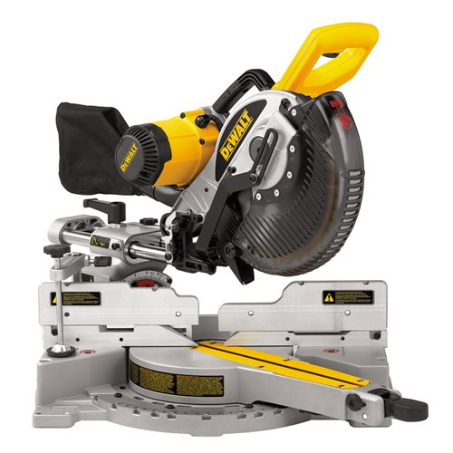 DEWALT DW717XPS 250mm Sliding Compound Mitre Saw (Reconditioned)